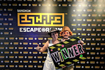 Escape Room Bangkok, Bangkok, Thailand