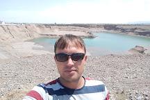Turgen Waterfalls, Turgen, Kazakhstan