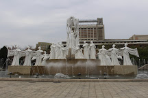 Kim Il-sung Square, Pyongyang, North Korea