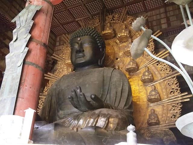 Todai-ji Temple Hall of the Great Buddha