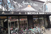 Spokes N Stuff, Los Angeles, United States