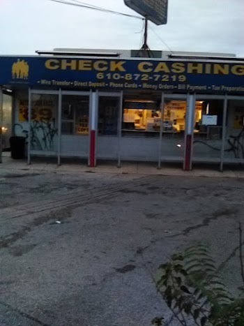 Ninth Street Check Cashing Payday Loans Picture