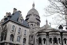 Church of St Jean Montmartre, Paris, France