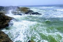 Yachats coastline, Yachats, United States