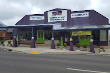 World Of Marbles, Sheffield, Australia