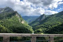 Tara River Canyon, Dobrilovina, Montenegro