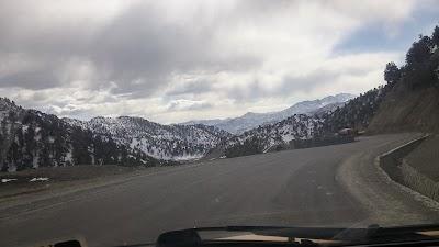 Khost-Gardez Pass