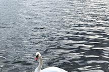 Peblinge Lake, Copenhagen, Denmark