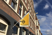Questomatica Amsterdam. Escape room, real-life quest (former Claustrophobia), Amsterdam, The Netherlands