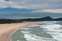 Sandbar Beach, Smiths Lake, Australia