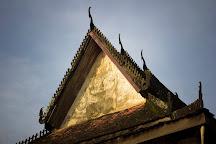 Wat Muang Kang Temple, Champasak Town, Laos