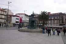Fonte dos Leoes, Porto, Portugal