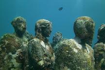 Museo Subacuatico de Arte, Quintana Roo, Mexico