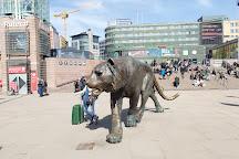 Tiger Sculpture, Oslo, Norway