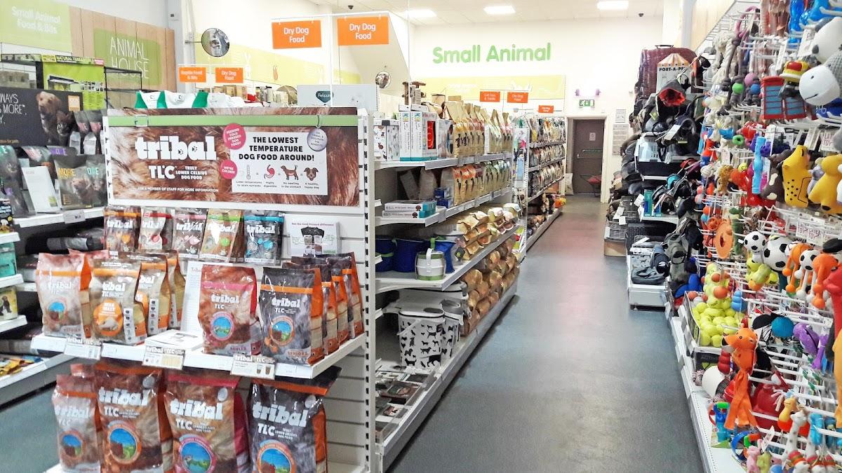 Pets Corner Peterborough interior