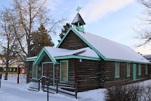 Old Log Church Museum, Whitehorse, Canada