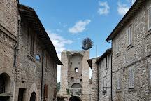 Porta Nuovo, Assisi, Italy