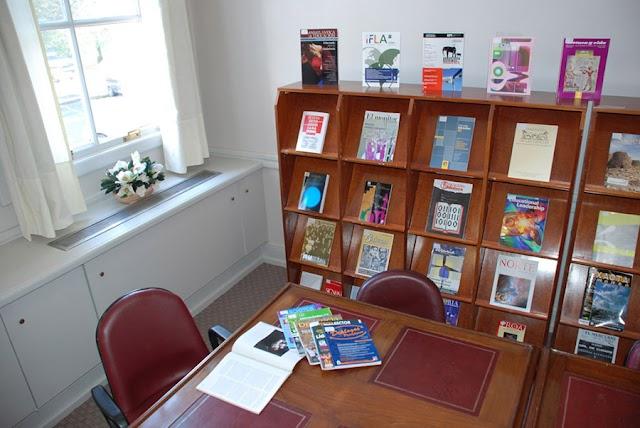 Bibloteca de Ministerio de Cultura y Educación