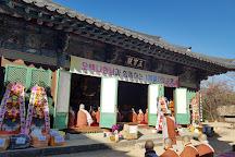 Unmunsa Temple, Cheongdo-gun, South Korea