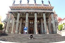 Juarez Theater (Teatro Juarez), Guanajuato, Mexico