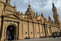 Plaza del Pilar, Zaragoza, Spain