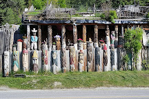 The Home of 1000 Faces, Radium Hot Springs, Canada