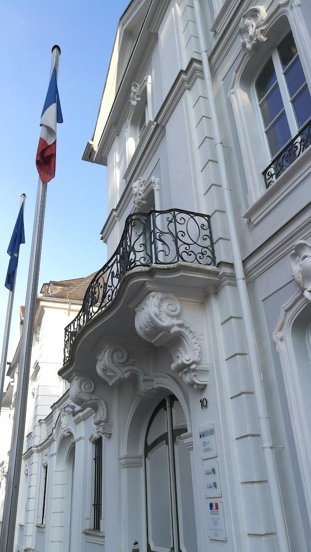 Consulat General De France