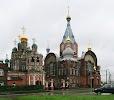 Церковь Сретения Владимирской иконы Божией Матери, Гордеевская улица на фото Нижнего Новгорода