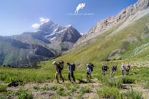 Paramount Journey, Khujand, Tajikistan