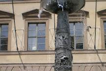 Richard-Strauss-Brunnen, Munich, Germany