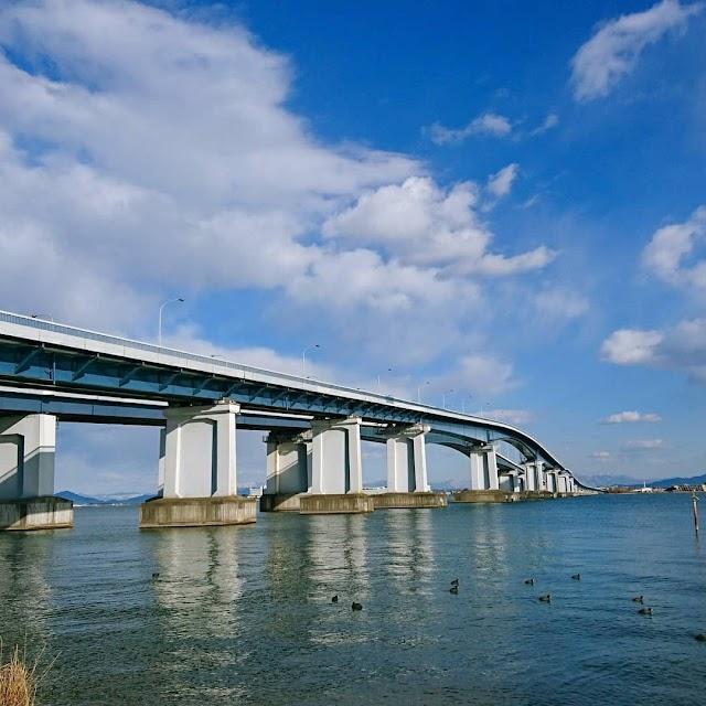 Biwako Ohashi Bridge