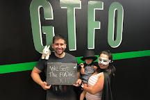 GTFO Escape Room, South Portland, United States