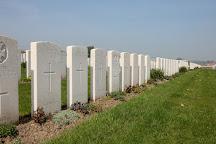 Zandvoorde British Cemetery, Zandvoorde, Belgium