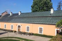Zámek Nové Hrady, Nove Hrady, Czech Republic