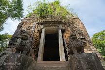 Sambor Prei Kuk, Kampong Thom Province, Cambodia