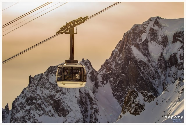 Funivie Monte Bianco SkyWay