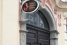 Muzeum cestopisne literatury, Ceske Budejovice, Czech Republic