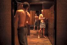 Nieuwezijds Gay Sauna, Amsterdam, The Netherlands