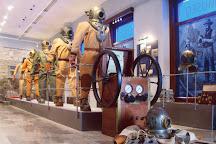 The Museum of Underwater Activities, Piran, Slovenia