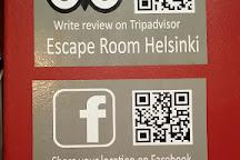 Escape Room Helsinki, Helsinki, Finland