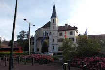 Church of St. Maurice, Annecy, France