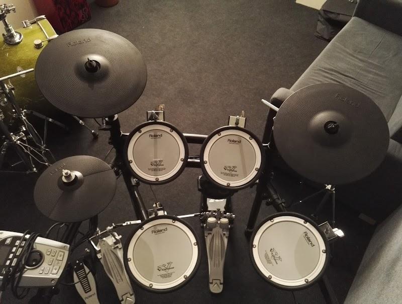 Schlagzeugunterricht in Köln - Daniel Canni