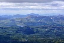 Gaustatoppen, Rjukan, Norway