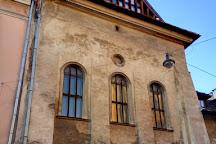 High Synagogue, Krakow, Poland