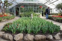 Centennial Park Greenhouse, Toronto, Canada