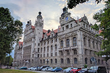 New Town Hall (Neues Rathaus), Leipzig, Germany
