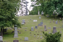 Forest Hills Cemetery, Chattanooga, United States