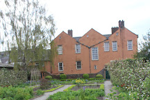 Wordsworth House and Garden, Cockermouth, United Kingdom