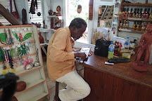 Eudovic's Art Studio, Castries, St. Lucia