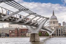 Millennium Bridge, London, United Kingdom